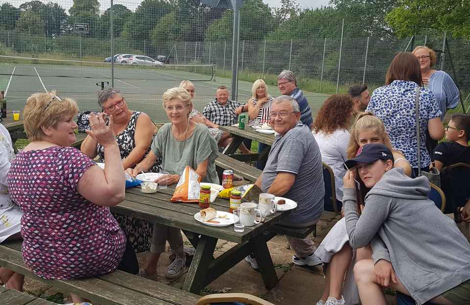 Home Instead North Oxfordshire host summer barbeque